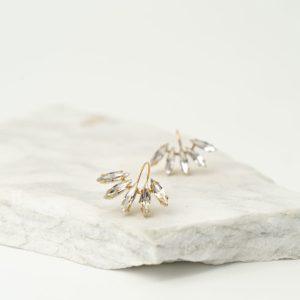 Navette Crystal Swarovski Earrings