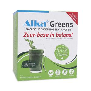 Alka greens voedingsextracten