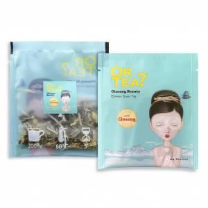 Or Tea? Ginseng Beauty 10-Sachet Box
