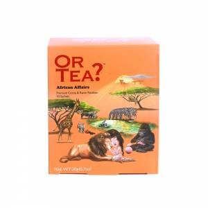 Or Tea? African Affairs 10-Sachet Box