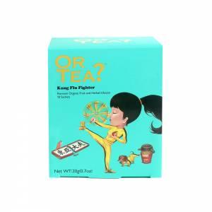 Or Tea? Kung Flu Fighter 10-Sachet Box