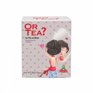 Or Tea? La Vie En Rose 10-Sachet Box