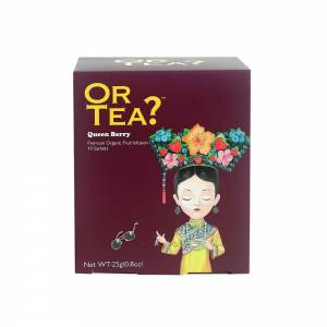 Or Tea? Queen Berry 10-Sachet Box