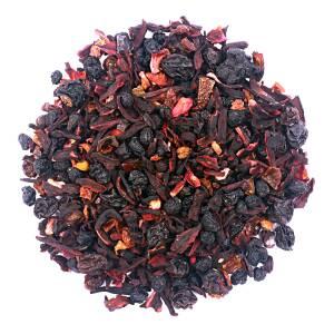 Or Tea? Queen Berry Matt Tin Canister