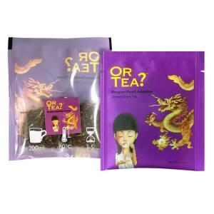 Or Tea? Dragon Jasmine Green 10-Sachet box