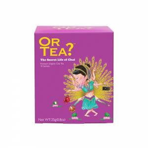 Or Tea? Secret Life Of Chai 10 Sachets