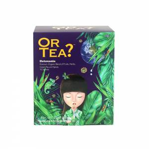 Or Tea? Detoxania 10-Sachet Box