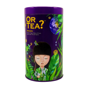Or Tea? Detoxania Glossy Tin Canister