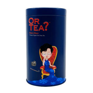 Or Tea? Duke's Blues Matt Tin Canister