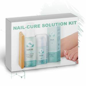 La nature Nail-cure solution kit